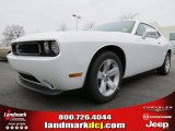 2013 Bright White Dodge Challenger SXT #76456468