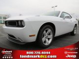 2013 Bright White Dodge Challenger SXT #76456467