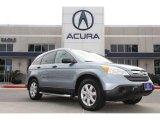 2007 Glacier Blue Metallic Honda CR-V EX #76456383