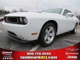 2013 Bright White Dodge Challenger SXT #76456466