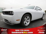 2013 Bright White Dodge Challenger SXT #76456465