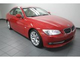 2012 Crimson Red BMW 3 Series 328i Coupe #76456669