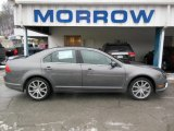 2010 Sterling Grey Metallic Ford Fusion SEL #76456450