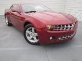 2010 Red Jewel Tintcoat Chevrolet Camaro LT Coupe #76456572
