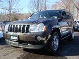 2006 Dark Khaki Pearl Jeep Grand Cherokee Limited 4x4 #7635133