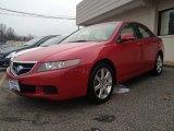 2005 Milano Red Acura TSX Sedan #76456724