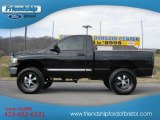 2004 Black Dodge Ram 1500 SLT Regular Cab 4x4 #76456422