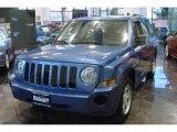 2007 Marine Blue Pearl Jeep Patriot Sport 4x4 #7635127