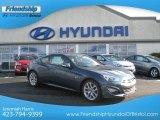 2013 Parabolica Blue Hyundai Genesis Coupe 3.8 Grand Touring #76456420