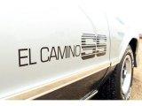 Chevrolet El Camino Badges and Logos