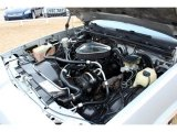 Chevrolet El Camino Engines