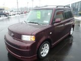 2005 Scion xB Black Cherry Pearl