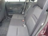 2005 Scion xB  Rear Seat