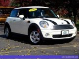 2007 Pepper White Mini Cooper Hardtop #759048