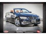 2008 Monaco Blue Metallic BMW 3 Series 335i Convertible #75524172