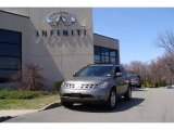 2003 Polished Pewter Metallic Nissan Murano SL AWD #7635045
