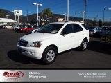 2009 Clear White Kia Sorento LX #75880891