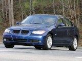 2006 Mystic Blue Metallic BMW 3 Series 325i Sedan #76499592