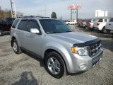 2012 Ingot Silver Metallic Ford Escape Limited V6 4WD #76499872