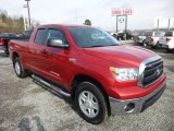 2011 Barcelona Red Metallic Toyota Tundra Double Cab 4x4 #76499869