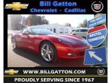2013 Crystal Red Tintcoat Chevrolet Corvette Coupe #76500002