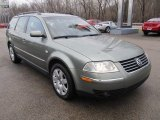 2003 Volkswagen Passat GLX 4Motion Wagon Data, Info and Specs