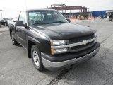 2003 Chevrolet Silverado 1500 Black