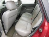 2005 Ford Focus ZXW SE Wagon Rear Seat