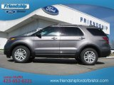2013 Sterling Gray Metallic Ford Explorer XLT 4WD #76499427