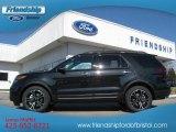 2013 Tuxedo Black Metallic Ford Explorer Sport 4WD #76499426