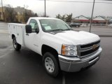 2013 Chevrolet Silverado 3500HD WT Regular Cab 4x4 Chassis Data, Info and Specs