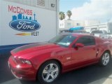 2013 Race Red Ford Mustang GT Premium Coupe #76499419