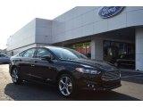 2013 Tuxedo Black Metallic Ford Fusion SE 1.6 EcoBoost #76499543