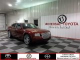 2008 Inferno Red Crystal Pearl Chrysler 300 LX #76499408