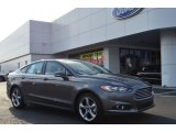 2013 Sterling Gray Metallic Ford Fusion SE 1.6 EcoBoost #76499542
