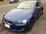 2008 Montego Blue Metallic BMW 3 Series 328xi Coupe #76499686