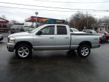 2008 Bright Silver Metallic Dodge Ram 1500 Big Horn Edition Quad Cab 4x4 #76499821