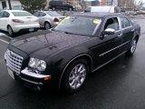2008 Brilliant Black Crystal Pearl Chrysler 300 C HEMI #76499657