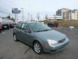 2005 Light Tundra Metallic Ford Focus ZX3 SE Coupe #76499512