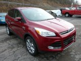 2013 Ruby Red Metallic Ford Escape SEL 2.0L EcoBoost 4WD #76499508
