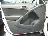 2011 Volkswagen Tiguan SE 4Motion Door Panel