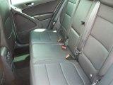 2011 Volkswagen Tiguan SE 4Motion Rear Seat