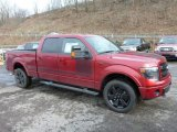 2013 Ruby Red Metallic Ford F150 FX4 SuperCrew 4x4 #76499501