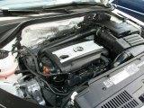 2011 Volkswagen Tiguan SE 4Motion 2.0 Liter FSI Turbocharged DOHC 16-Valve VVT 4 Cylinder Engine