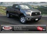 2013 Magnetic Gray Metallic Toyota Tundra Double Cab 4x4 #76499216