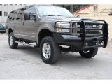 2005 Mineral Grey Metallic Ford Excursion Limited 4X4 #76500046