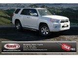 2013 Blizzard White Pearl Toyota 4Runner SR5 4x4 #76499200
