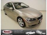 2009 Platinum Bronze Metallic BMW 3 Series 328i Coupe #76499644
