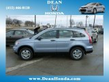 2010 Glacier Blue Metallic Honda CR-V LX AWD #76499911