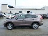 2013 Urban Titanium Metallic Honda CR-V EX-L AWD #76499903